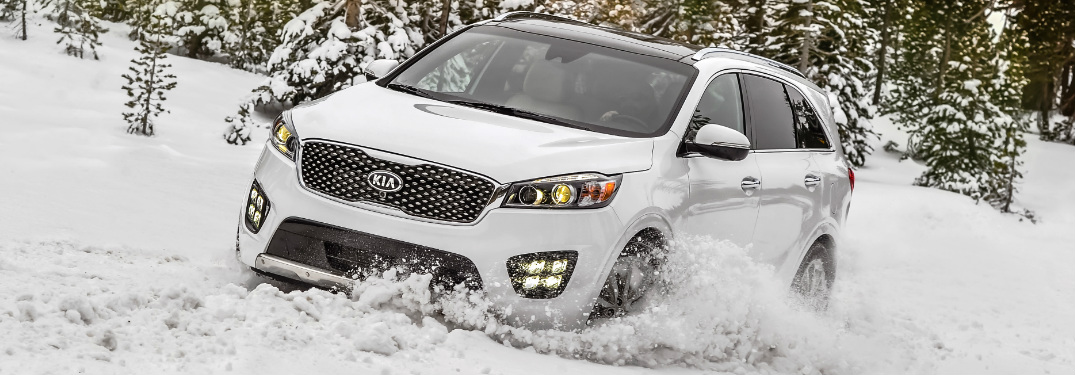 2018 Kia Sorento Gets 2017 IIHS Top Safety Pick+ Rating