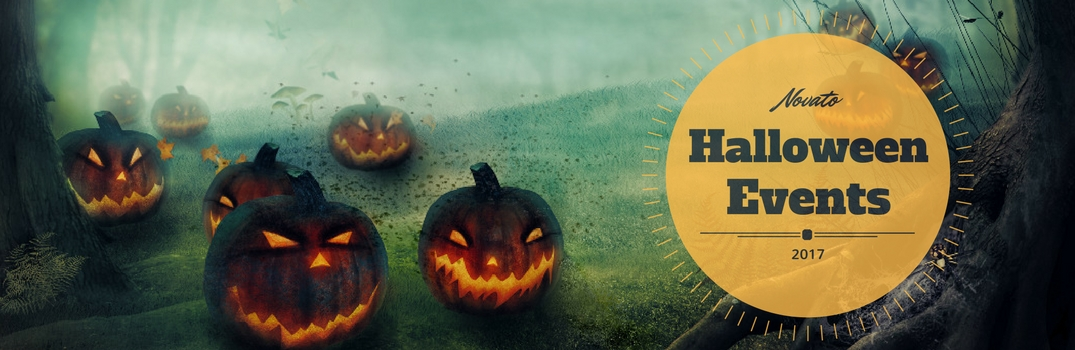 Halloween Events and Activities Novato CA