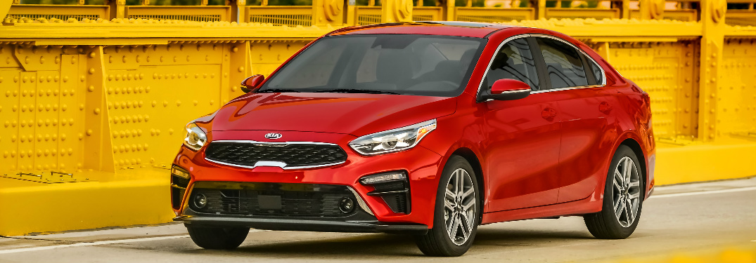 What is the fuel economy of the 2019 Kia Forte?