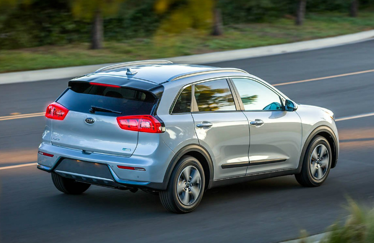 what is the electric only range of the 2019 kia niro plug. Black Bedroom Furniture Sets. Home Design Ideas