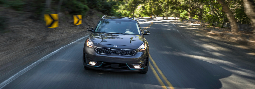 What is the electric-only range of the 2019 Kia Niro Plug-In Hybrid?