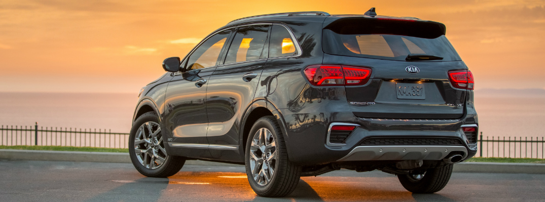 How Much Does The 2019 Kia Sorento Cost