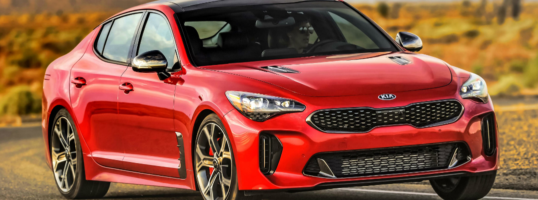Is the 2019 Kia Stinger a safe car?