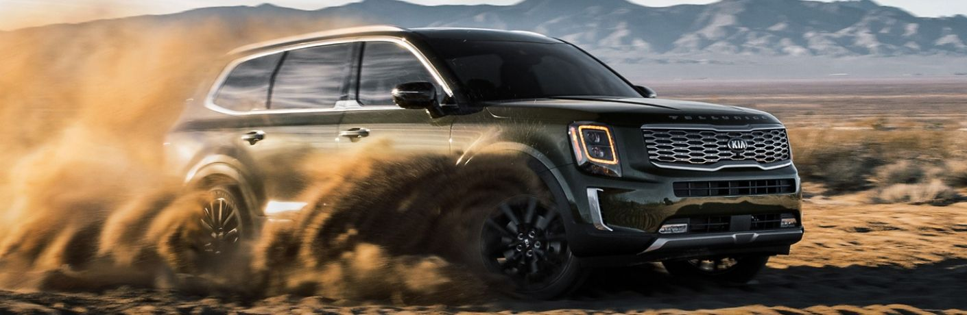 Which model won the 2020 MotorTrend SUV of the Year Award?