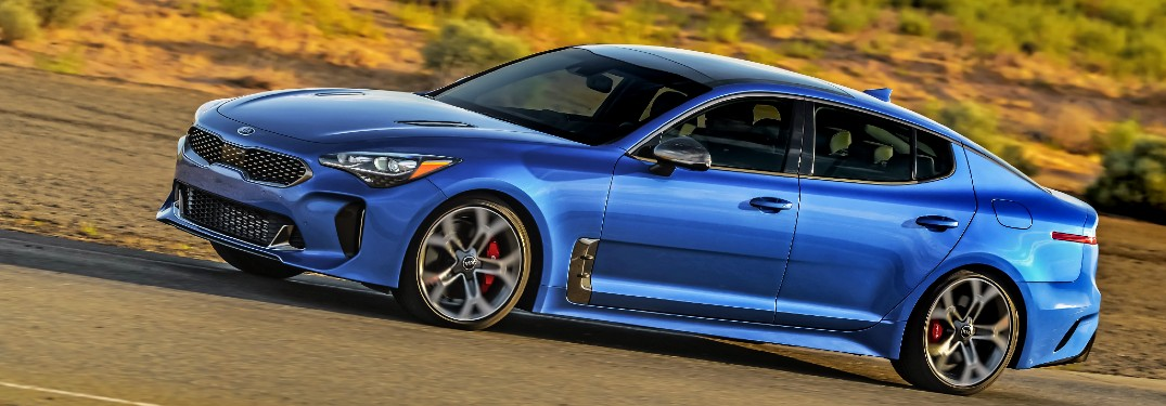 How much does the 2020 Kia Stinger cost?