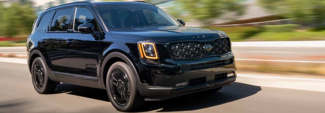 2021 Kia Telluride Nightfall Edition Features and Release Date