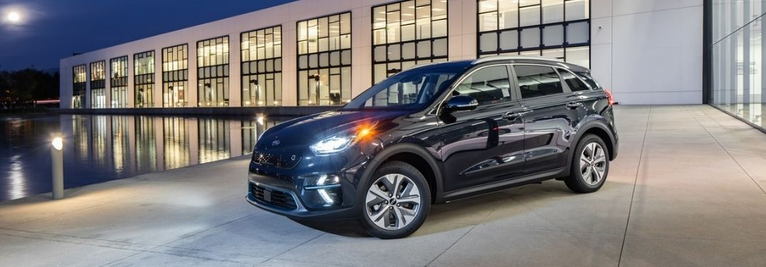 How much space is in the 2020 Kia Niro EV?