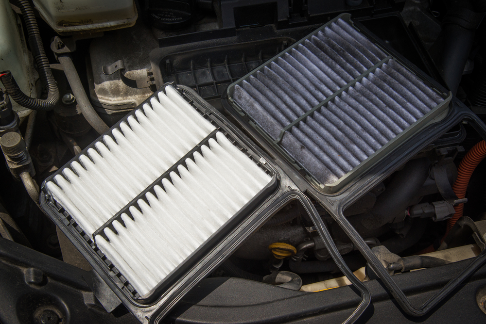 Engine's Air Filter keeps your Car Breathing