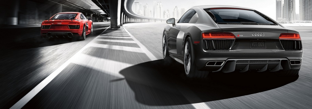 audi models racing equipped with quattro awd