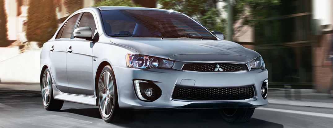 2017 Mitsubishi Lancer Technology and Comfort