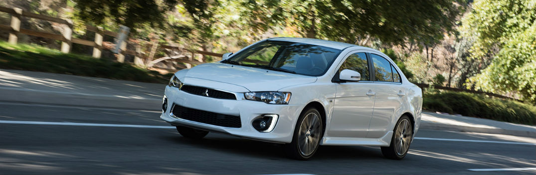 2017 Mitsubishi Lancer Engine Options