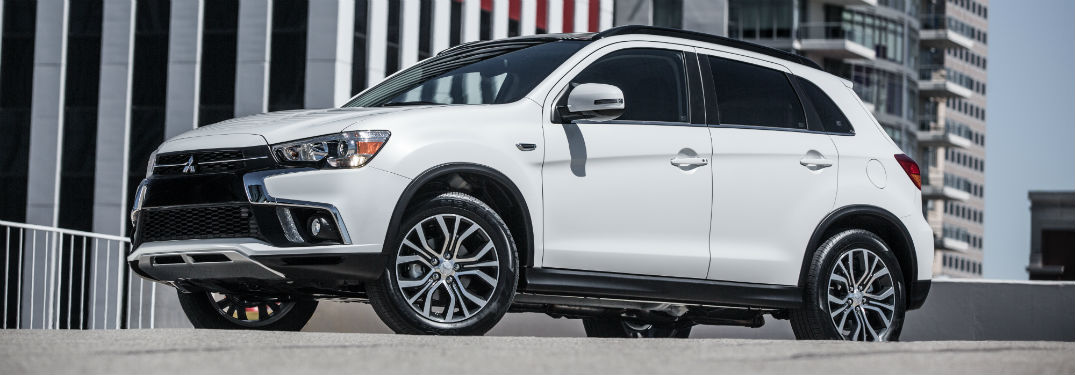2018 Mitsubishi Outlander Sport Release Date and New Features_o
