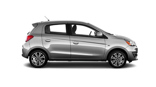 What Colors Are Available On The 2018 Mitsubishi Mirage