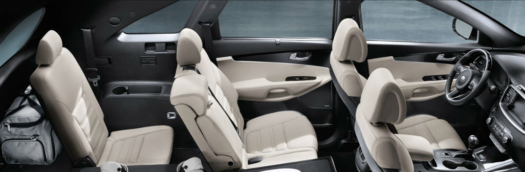 Kia Vehicles With 3rd Row Seating Brokeasshome Com