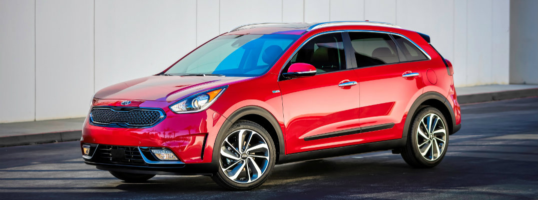 2017 Kia Niro Hybrid Engine Specs and Gas Mileage