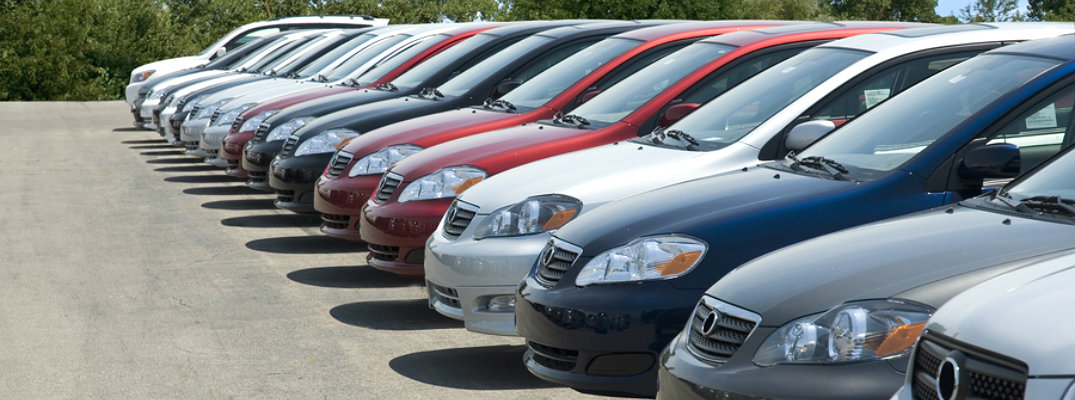 reasons why several late models are available on pre-owned vehicle sales lots