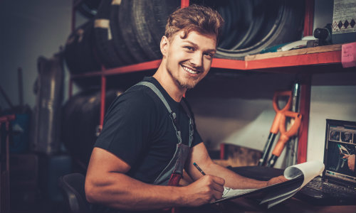 Honda Dealership Chicago >> Young-mechanic-at-work_b - Continental Motors