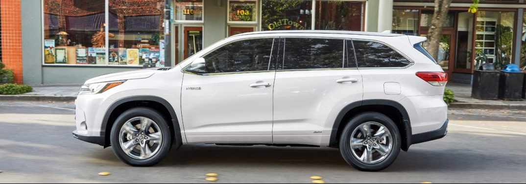 Which Hybrid SUV is Right for You?