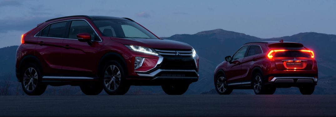 Continental Motors Now Offers the 2020 Mitsubishi Eclipse Cross