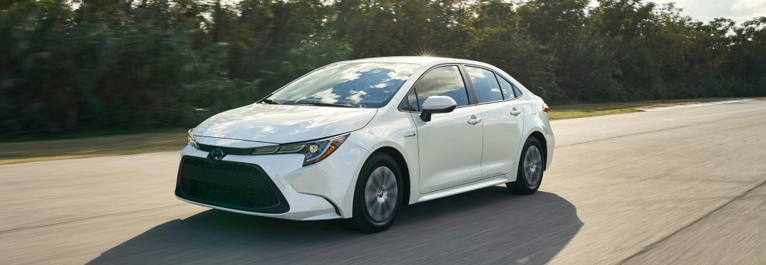 Get the 2020 Toyota Corolla at Continental Motors