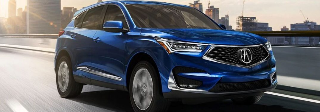 Where can I find 2020 Acura models near Chicago?