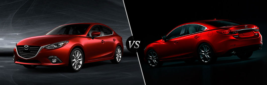 Mazda 3 Vs 6 >> What Is The Difference Between The Mazda 3 And Mazda 6