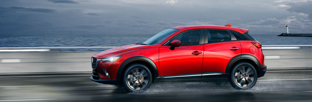 safety rating of the 2017 mazda cx-3