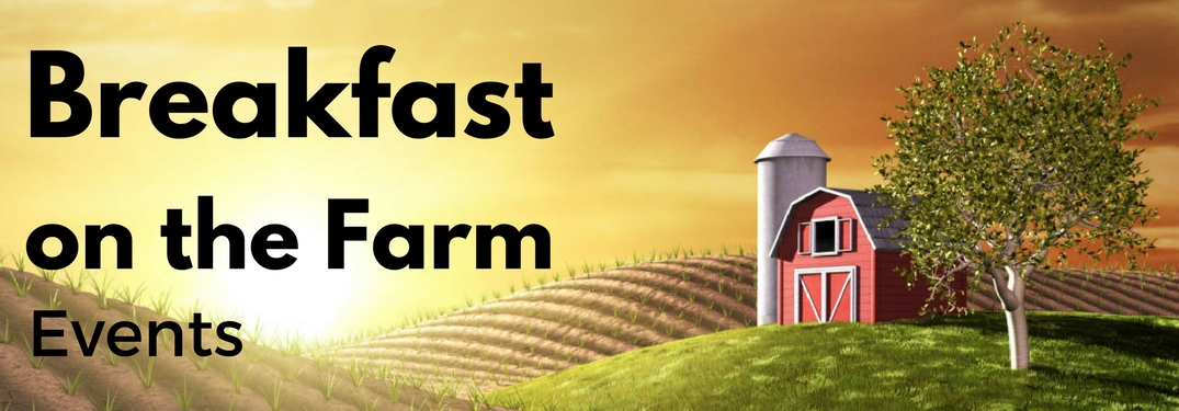 breakfast on the farm events