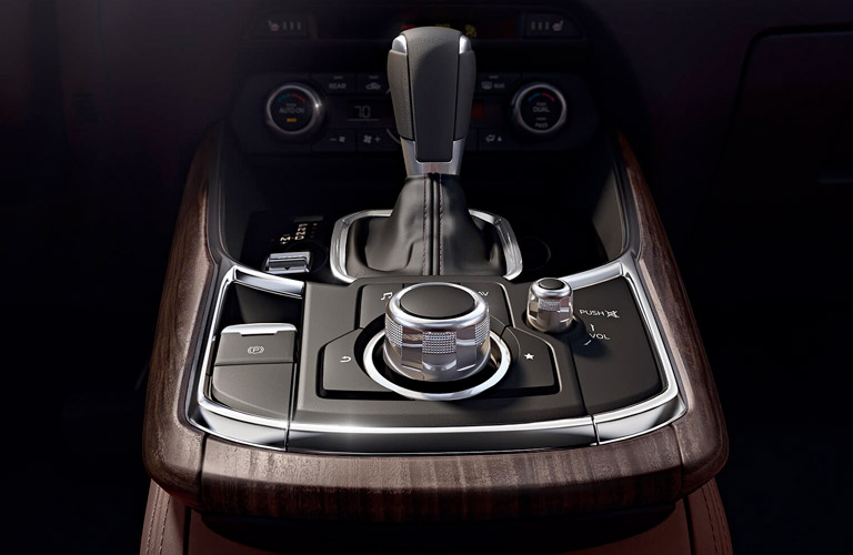 2017 mazda cx-9 interior shifter