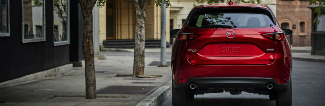 See the 2017 Mazda CX-5 Art in Motion Video