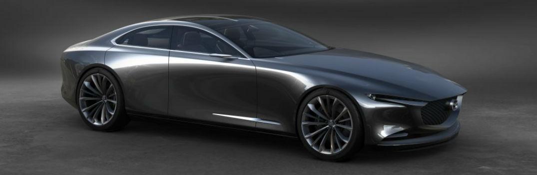 Mazda Vision Coupé concept video