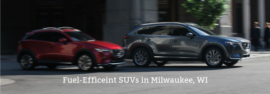 Get Into the Driver Seat of an Efficient Mazda SUV