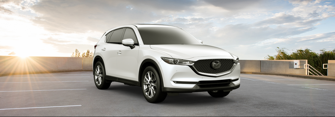 What's the fuel economy of the 2019 Mazda CX-5 diesel?