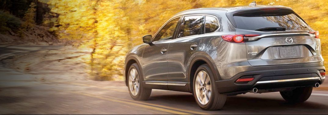 2019 Mazda CX9 Certified Pre-Owned