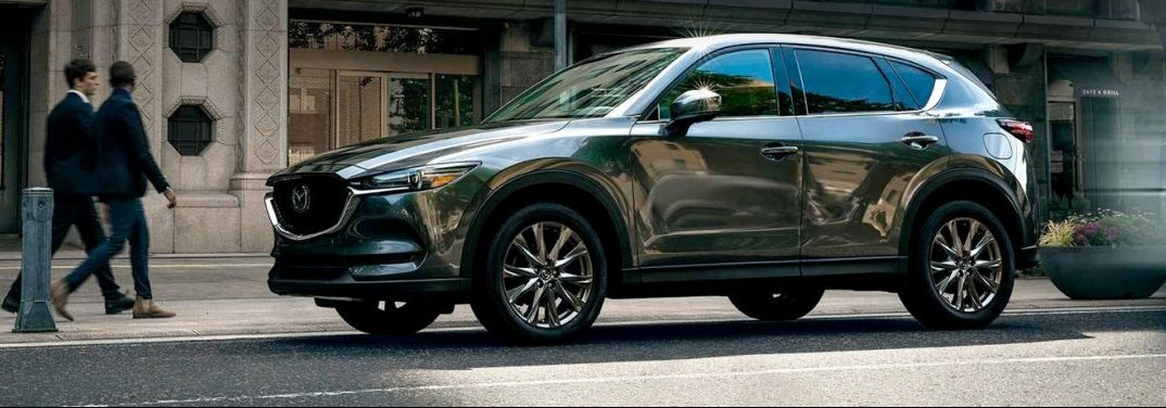 is the 2019 mazda cx