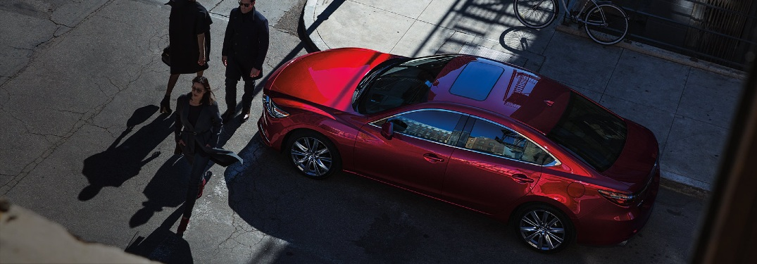 How much does the 2020 Mazda6 cost?