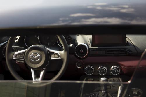 2020 Miata cockpit showcase