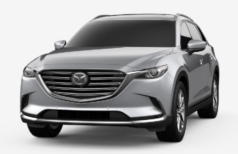 2020 CX-9 Sonic Silver