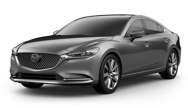2020 Mazda6 machine gray
