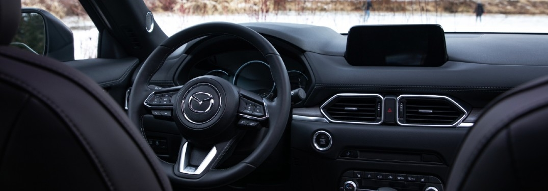 Does the Mazda CX-5 have a touchscreen?