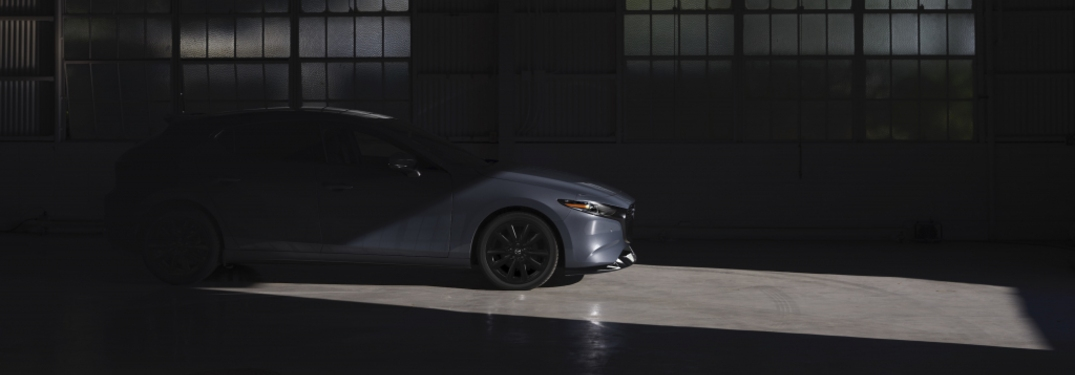 Does the 2021 Mazda3 have a turbocharged engine?