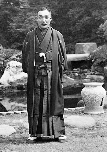 Jujiro Matsuda, founder of Mazda