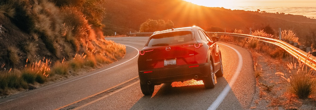 Does the 2020 Mazda CX-30 have a nice interior?