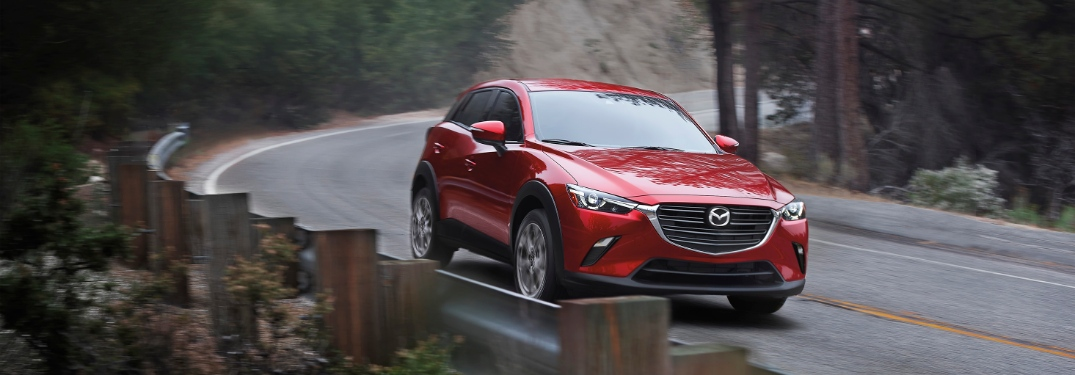 Does the Mazda CX-3 only have one trim?
