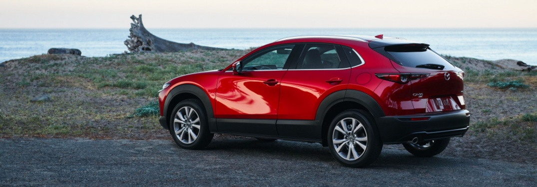 What to expect from the 2021 Mazda CX-30?