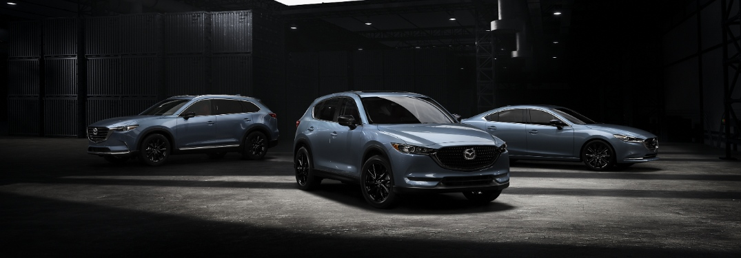 What is the Mazda Carbon Edition for the CX-5?