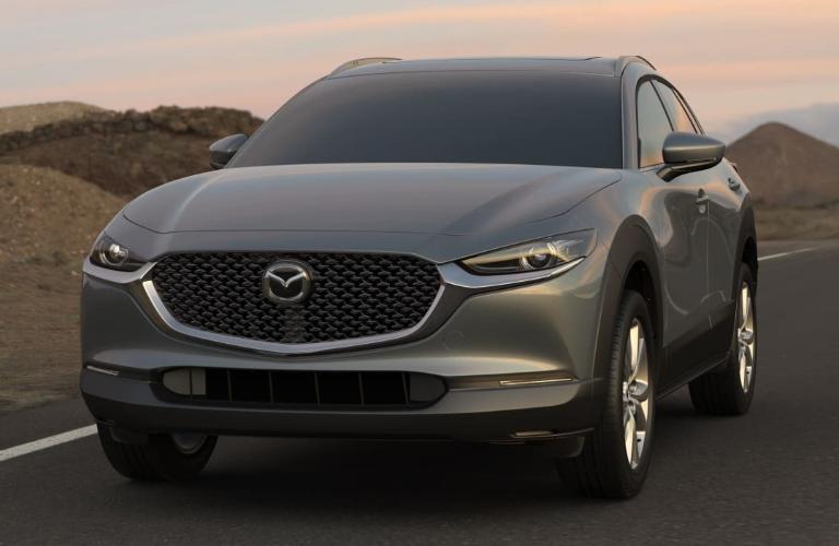 2021 CX-30 polymetal gray