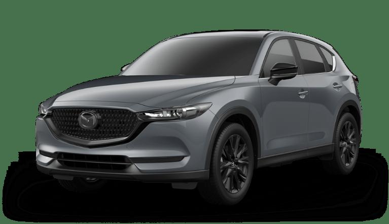 2021 CX-5 polymetal gray