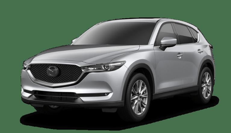 2021 CX-5 sonic silver