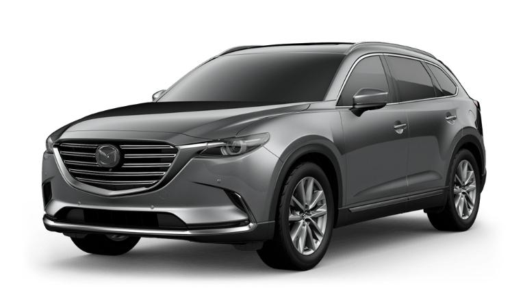 2021 CX-9 machine gray